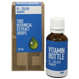 Vitamin-Bottle Fe – železo 30 ml