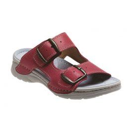 SANTÉ Zdravotní obuv dámská D/10/C30/SP světle červená 42