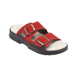 SANTÉ Zdravotní obuv dámská N/517/33/38/CP červená vel. 41