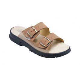 SANTÉ Zdravotní obuv pánská N/517/36/47/28/CP hnědá 47