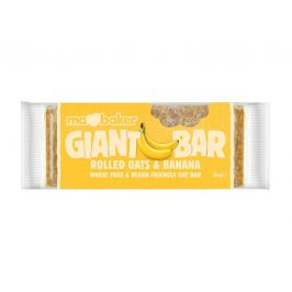 Ma Baker Giant Bar 90 g banán