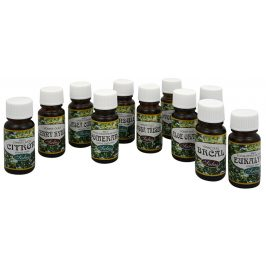 Saloos Vonný olej do aromalamp 10 ml Vanilka
