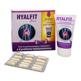 Dacom Pharma Hyalfit Duo tbl. 90 + krém 50 ml