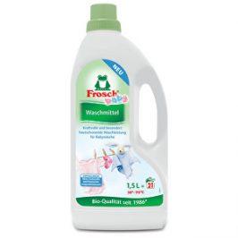 Frosch Hypoalergenní prací gel na kojenecké prádlo 1500 ml