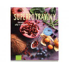 Knihy Superpotraviny (Susanna Bingemerová)