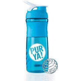 PUR YA! Shaker 760 ml Modrý