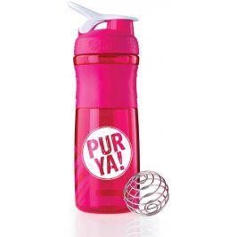 PUR YA! Shaker 760 ml Růžový