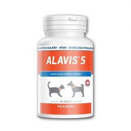Alavis ALAVIS 5 pro psy a kočky 90 tbl.