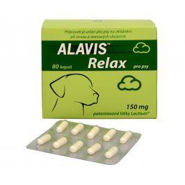 Alavis ALAVIS™ Relax 150 mg pro psy 80 kapslí