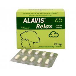 Alavis ALAVIS™ Relax pro psy a kočky 75 mg 20 kapslí