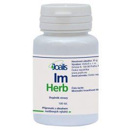 Joalis Joalis ImHerb (ImunoHelp) 100 tbl.
