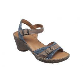 SANTÉ Zdravotní obuv dámská N/309/7/84/43 modrá 40