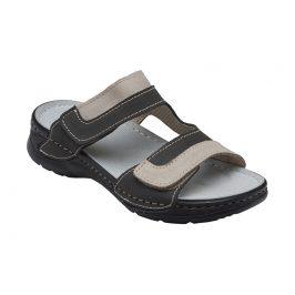 SANTÉ Zdravotní obuv dámská D/12/60/S12/CP černá 42