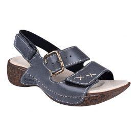 SANTÉ Zdravotní obuv dámská N/109/2/69 černá 40