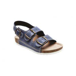 SANTÉ Zdravotní obuv dětská D/303/86/BP modrá 34
