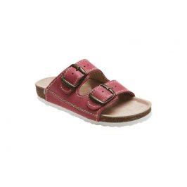 SANTÉ Zdravotní obuv dětská D/202/C30/BP červená 33