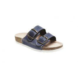 SANTÉ Zdravotní obuv dětská D/202/86/BP modrá 34
