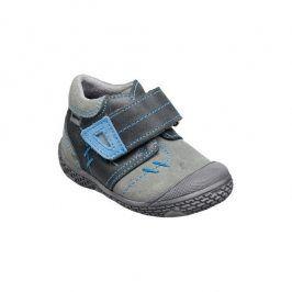 SANTÉ Zdravotní obuv dětská N/661/401/69/18/87 černo-modrá vel. 26