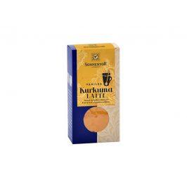Sonnentor Bio Kurkuma Latte-vanilka 60g krabička (Pikantní kořeněná směs)