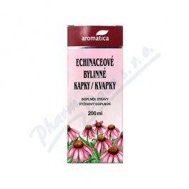AROMATICA CZ S.R.O. AROMATICA Echinaceové bylinné kapky od 3 let 200ml