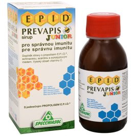 SPECCHIASOL Prevapis Junior Sirup 100 ml