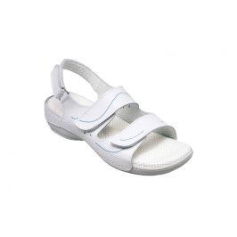 SANTÉ Zdravotní obuv Profi dámská N/124/2/10/B bílá 36