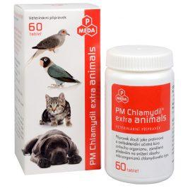 PM Chlamydil extra animals 60tbl
