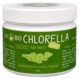 Empower Supplements ES BIO Chlorella JUMBO 1500 tbl.