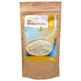 Allnature BIO Baobab prášek 200 g