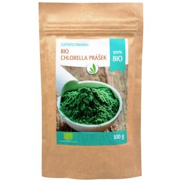 Allnature BIO Chlorella prášek 100 g