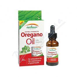 JAMIESON LABORATORIES JAMIESON Oregánový olej 25ml