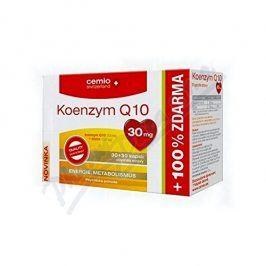 Cemio Switzerland, s.r.o. Cemio Koenzym Q10 30mg biotin cps.30+30