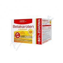 Cemio Switzerland, s.r.o. Cemio Betakaroten 6mg s biotinem cps.80+40