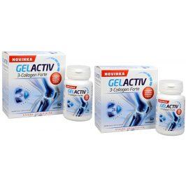 SALUTEM Pharma Gelactiv 3-Collagen Forte 60 kapslí + 60 kapslí ZDARMA