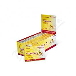 SVUS PHARMA A.S., HRADEC KRÁLOVÉ Farmax Vitamin C s postup.uvolňováním BOX 20x10tob