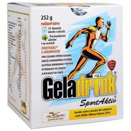 Orling Geladrink SportAktiv hruška 252 g