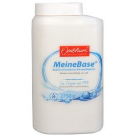 P. Jentschura MeineBase zásadito-minerální koupelová sůl 2750 g