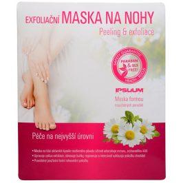 IPSUUM Exfoliační maska na nohy 1 pár