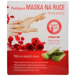Ipsuum Prestige maska peelingová na ruce 36 ml
