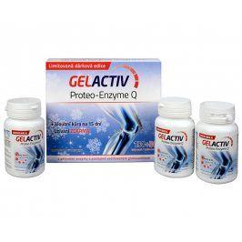 SALUTEM Pharma GelActiv Proteo-Enzyme Q 130 tbl. + 30 tbl. ZDARMA