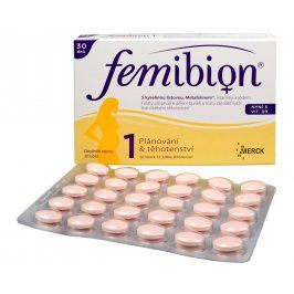 FEMIBION Femibion 1 s vitamínem D3 30 tbl.