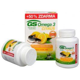 GreenSwan GS Omega 3 Citrus 100 kapslí + 50 kapslí ZDARMA