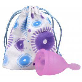 Lunacup menstruační kalíšek 2 větší fialový