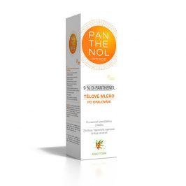 Omega Pharma Panthenol Omega tělové mléko Rakytník 9% 250 ml
