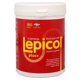 Topnatur Lepicol PLUS 180 cps.
