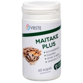 Vieste group Maitake plus 60 kapslí