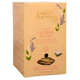 English Tea Shop Čaj Zklidňující směs 20 pyramidek