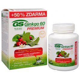 GreenSwan GS Ginkgo 60 Premium 60 tbl. + 30 tbl. ZDARMA