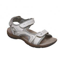 SANTÉ Zdravotní obuv dámská MDA/157-7 bílá vel. 38