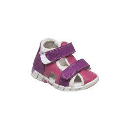 SANTÉ Zdravotní obuv dětská N/810/401/S75/S45 fialová 28